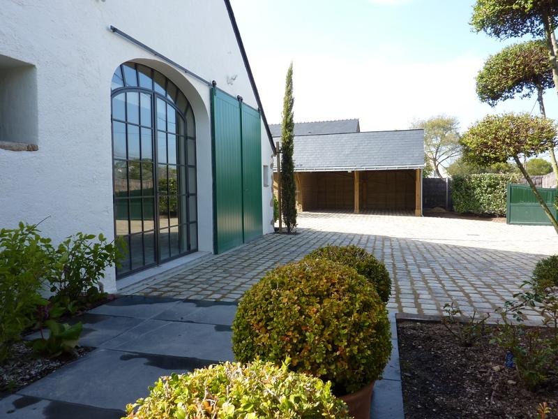 Terrasse Jardin Paysagiste Nantes 44